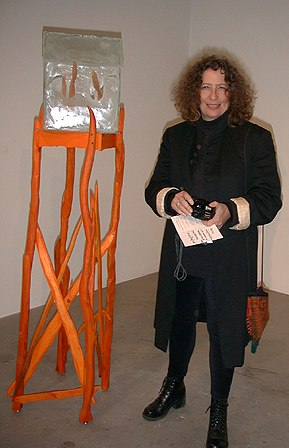 Artwork Of Mary White Glass Artist In Show 1999